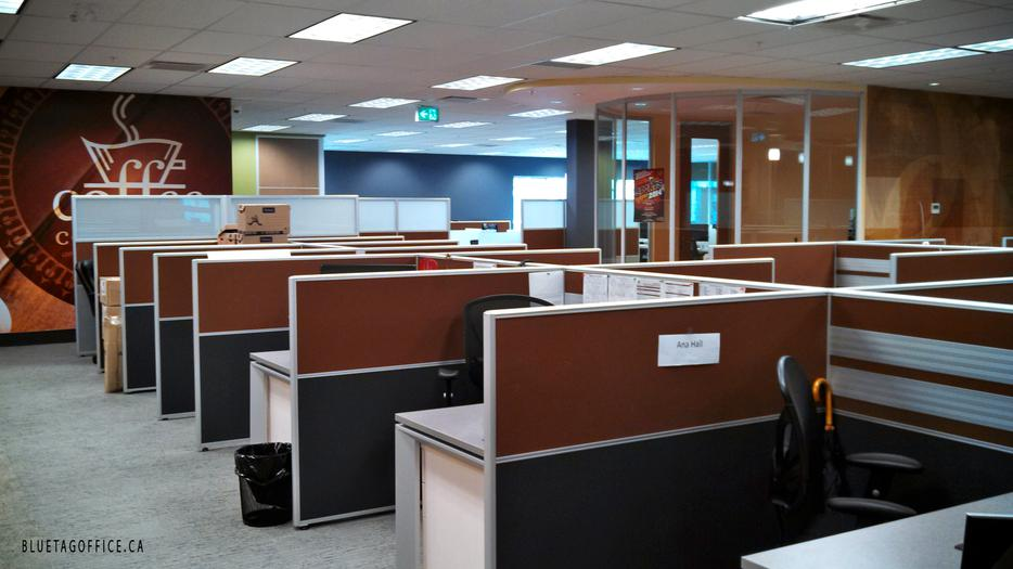 Office Cubicles And Panels On Sale Outside Comox Valley