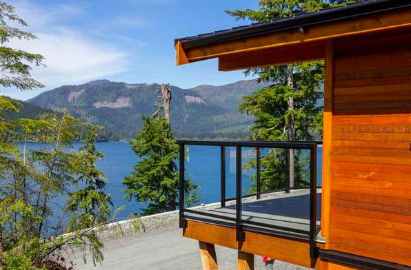 Spectacular Wild Coast Cottages For Sale Port Renfrew