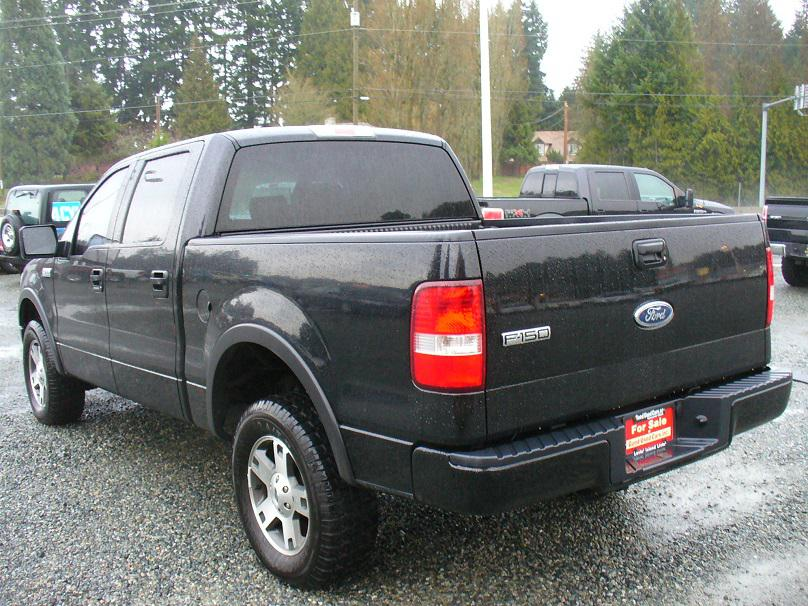2004 ford f150 fx4 4x4 crew cab leather outside cowichan valley cowichan. Black Bedroom Furniture Sets. Home Design Ideas