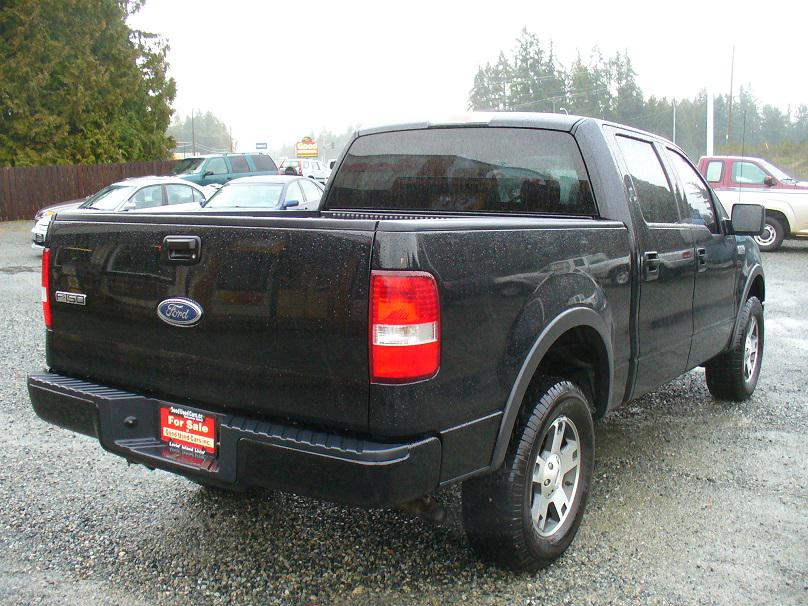2004 ford f150 fx4 4x4 crew cab leather outside comox valley comox valley mobile. Black Bedroom Furniture Sets. Home Design Ideas