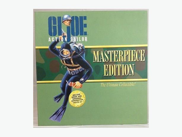 GI JOE Action Sailor Masterpiece Edition