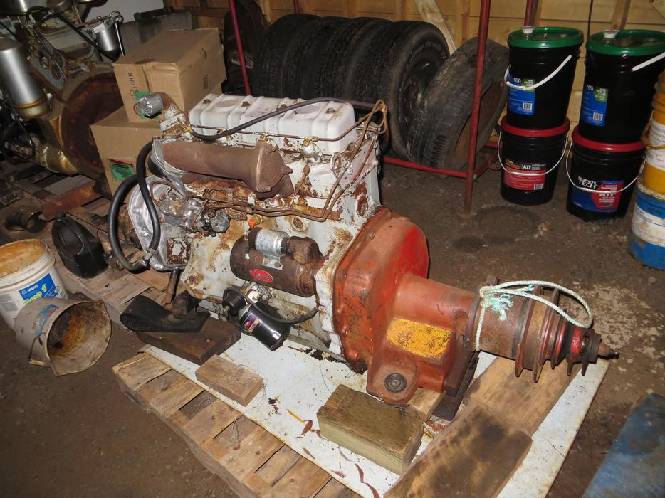 A4318 Perkins Motor Montague Pei