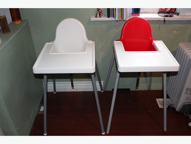 Ikea High Chair Saanich Victoria