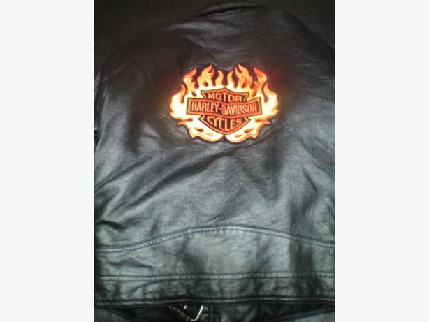 Youth XL Harley jacket
