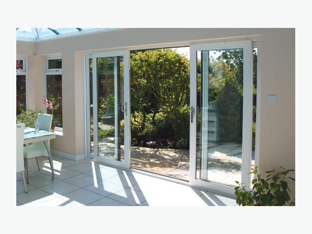 4 Panel Sliding Glass Patio Door Victoria City Victoria