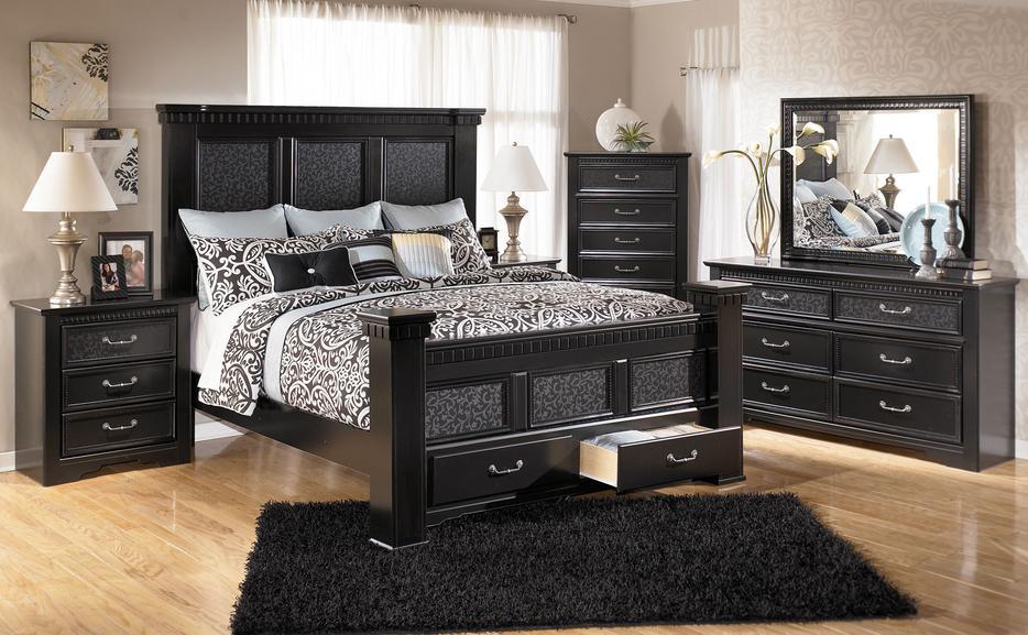 Ashley Furniture Gothic Dark Castle Bedroom Set Cavallino Transcona North Kildonan Winnipeg
