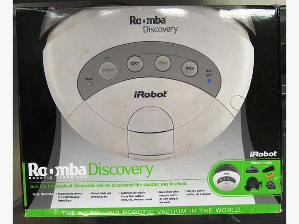 Brand New Roomba Irobot Discovery Floor Vacuum Cleaner