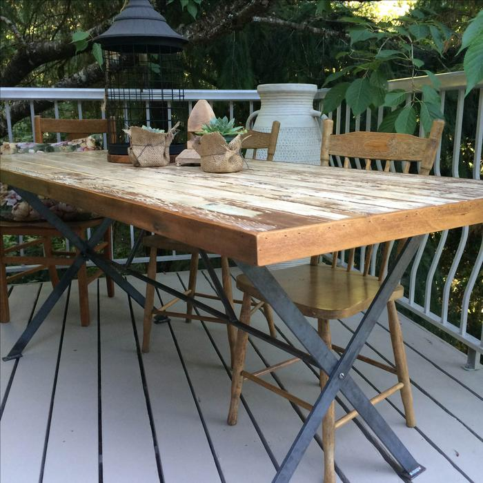 Bistro Trestle Dining Table Outside Victoria Victoria : 44958044934 from www.usedvictoria.com size 700 x 700 jpeg 87kB