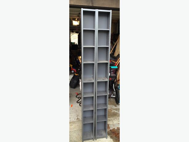FREE: IKEA Benno CD/DVD Towers