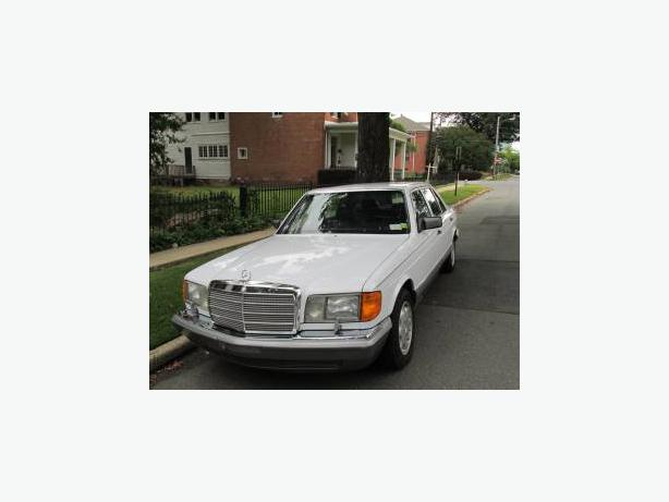 1987 mercedes benz 300se price drop malahat including for Drop top mercedes benz prices