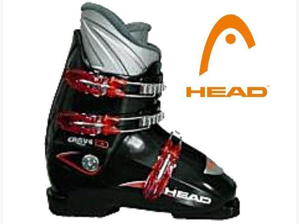 Ski Boots ~ Head (size 6.5 youth)
