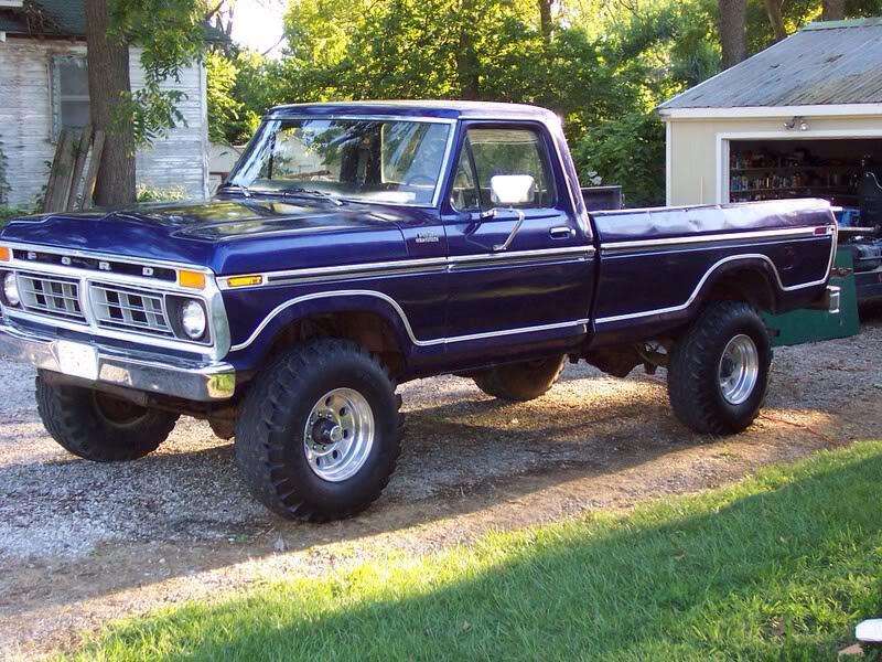 Wanted Wanted 1969 1979 Ford F150 Or F250 Qualicum