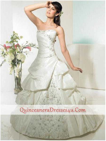 Used wedding dresses amazon flower girl dresses for Best place to buy used wedding dresses
