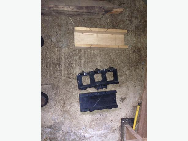 Miter boxes