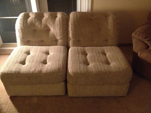 Two Living Room Chairs West Regina Regina