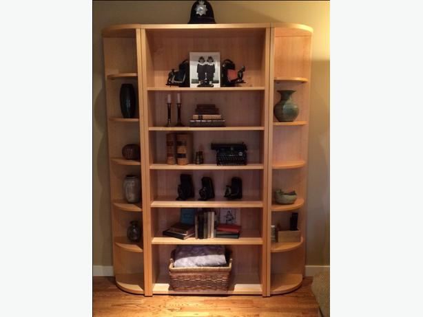 Jesper 4000 Office Furniture From Inspiration 7 Pc Set Like New Oak Bay Victoria