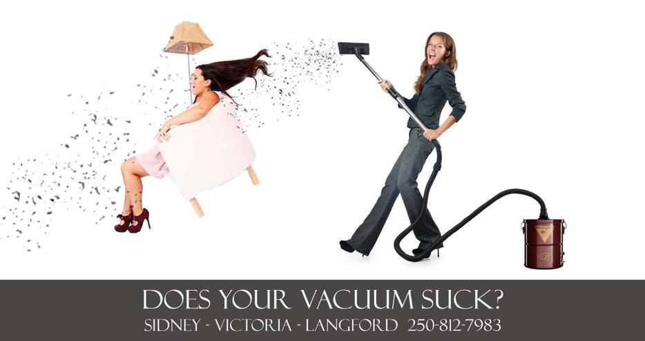 Does A Vacuum Suck 108
