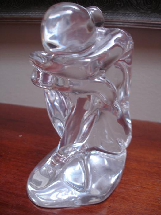 The Wave Nanaimo >> Brand New Decorative Clear Resin Sculpture Saanich, Victoria