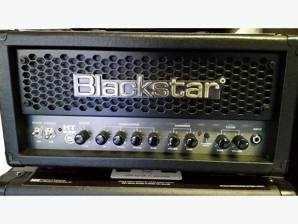 blackstar ht5 metal 5 watt tube guitar amp head clearance central nanaimo parksville qualicum beach. Black Bedroom Furniture Sets. Home Design Ideas