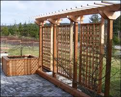 Fences Privacy Screens Decks And Garden Structures