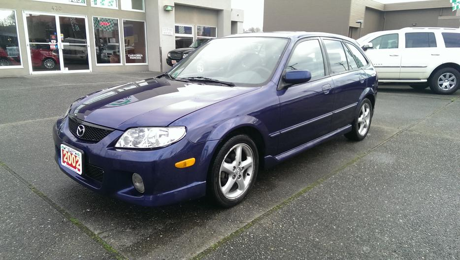 2002 mazda protege 5 outside comox valley courtenay comox. Black Bedroom Furniture Sets. Home Design Ideas