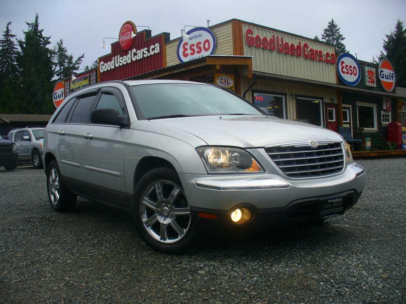2006 Chrysler Pacifica Financeable Fully Loaded Outside