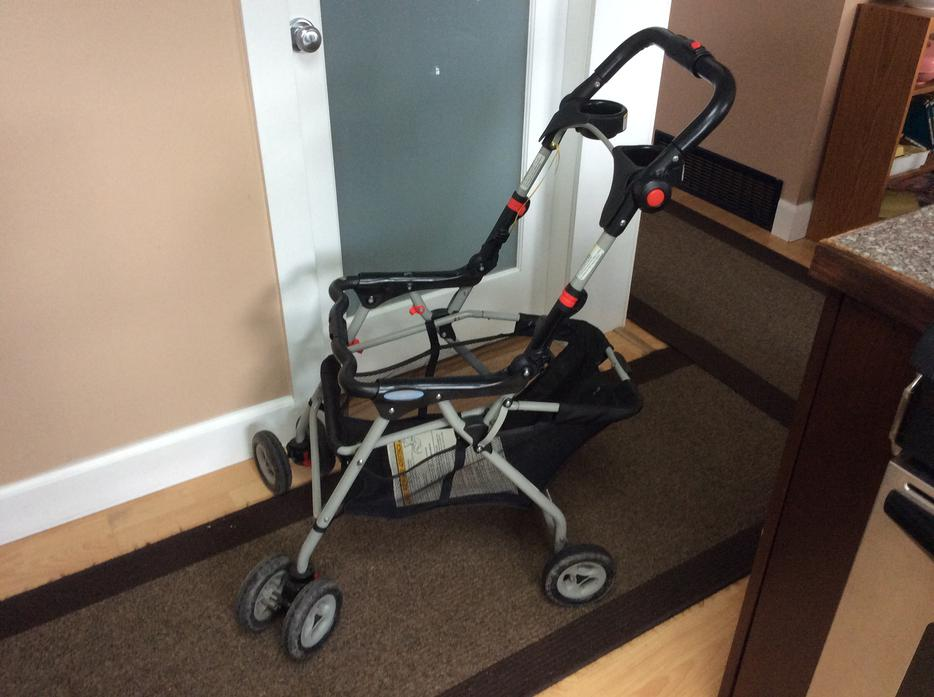 Graco Stroller Frame Pet Central Nanaimo