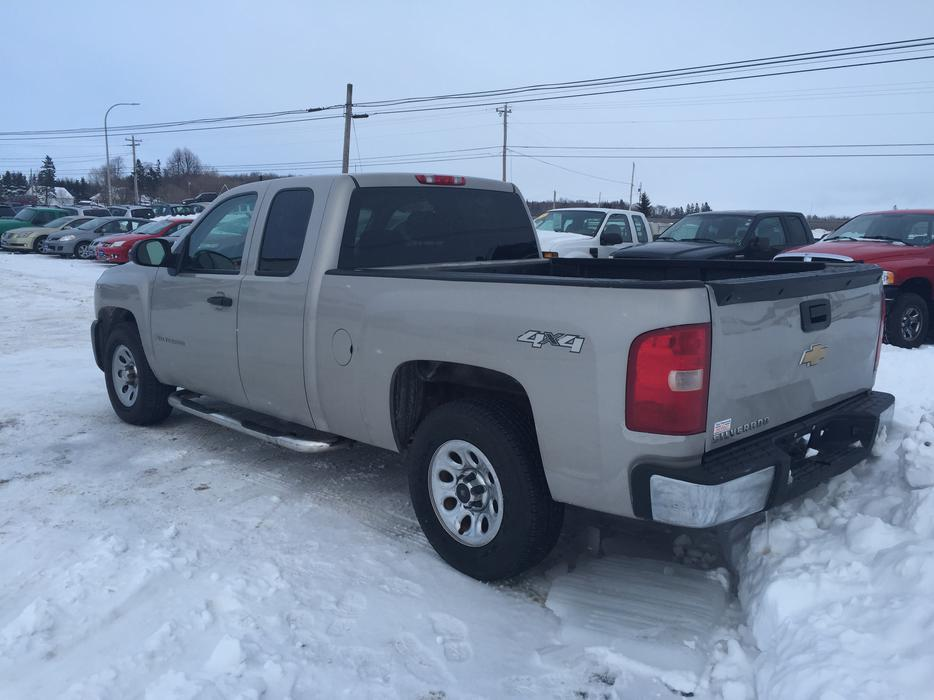 2009 chevrolet silverado 1500 4wd ext cab summerside pei. Black Bedroom Furniture Sets. Home Design Ideas