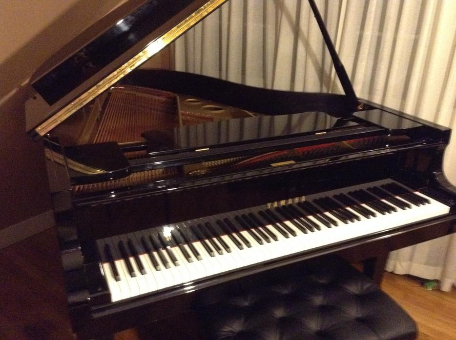 yamaha 6 39 1 grand piano model g3 victoria city victoria
