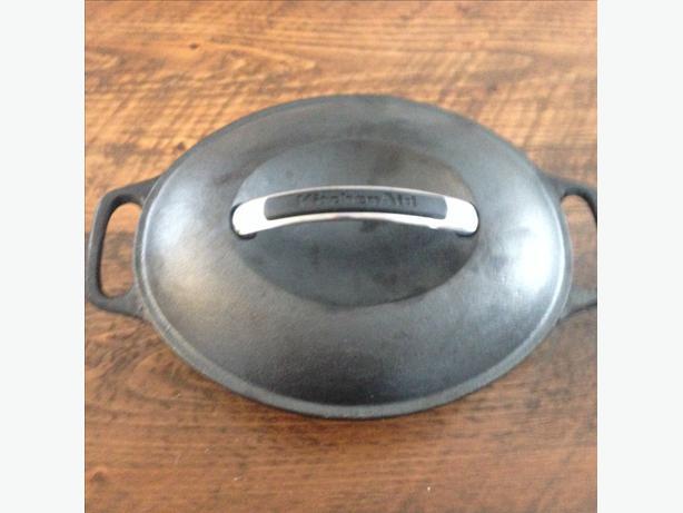 Kitchenaid Cast Iron Roasting Pan