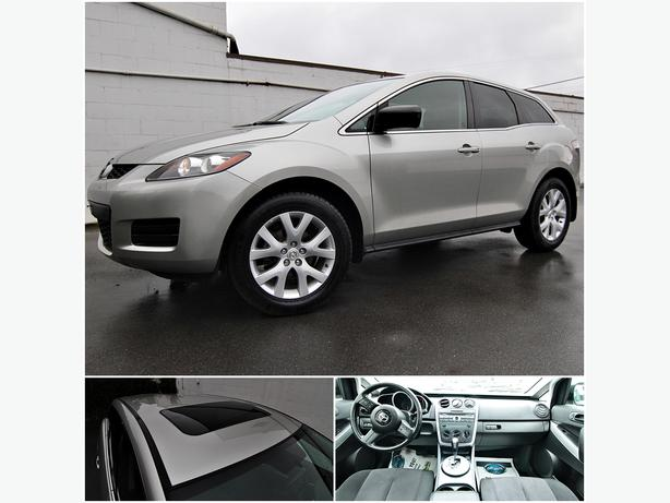 2007 mazda cx 7 turbo outside comox valley comox valley. Black Bedroom Furniture Sets. Home Design Ideas
