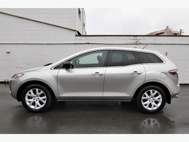 2007 mazda cx 7 turbo outside comox valley campbell river mobile. Black Bedroom Furniture Sets. Home Design Ideas