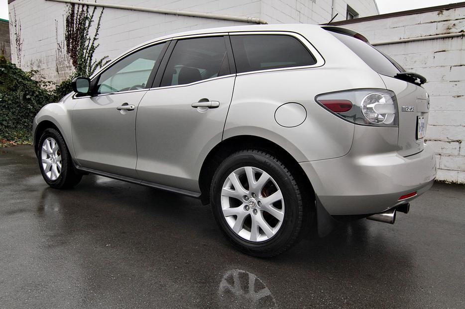 2007 mazda cx 7 turbo outside comox valley courtenay comox mobile. Black Bedroom Furniture Sets. Home Design Ideas