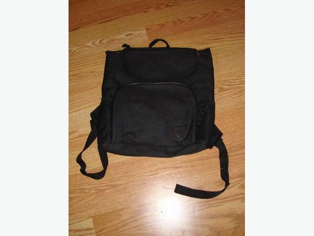 Condition!Black Bag with Insulated Lining with Pad - Excellent Condition! $4