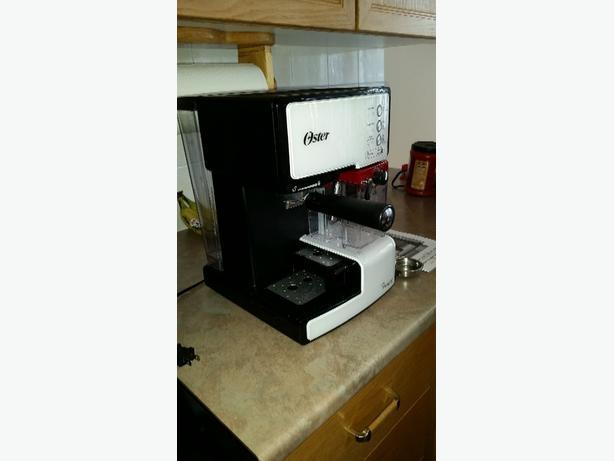 Oster Prima Latte. Automatic Espresso, cappuccino & latte maker Stittsville, Ottawa