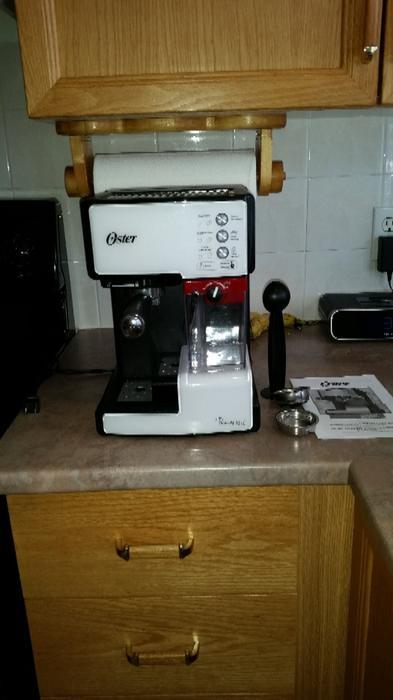 Oster Coffee Maker The Bay : Oster Prima Latte. Automatic Espresso, cappuccino & latte maker Stittsville, Ottawa