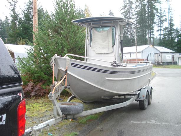 Aluminum Boats For Sale Bc >> Used Aluminum Boats For Sale In British Columbia
