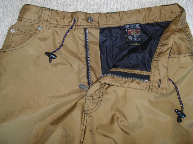 SneauX Insulated Board Pants (Size M)