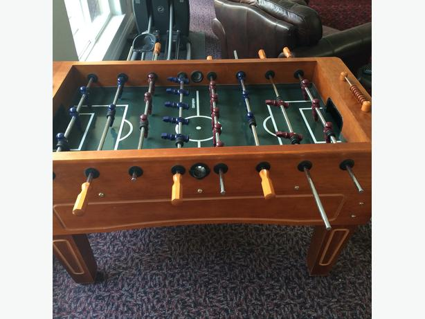 High Quality Harvard Foosball Table
