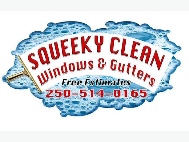 Squeeky Clean Windows Amp Gutters Sooke Victoria
