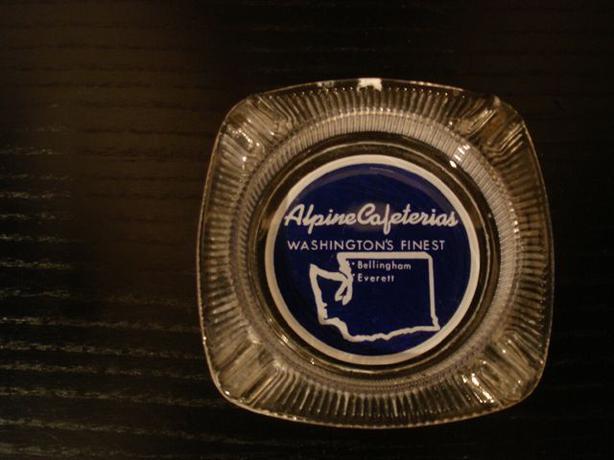 >>Vintage Ashtray/Dish/Bowl Retro Mid Century Modern