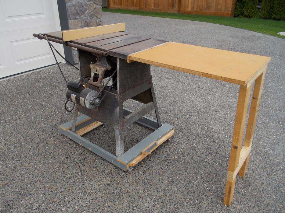 Rockwell Beaver Table Saw Surrey Incl White Rock Vancouver