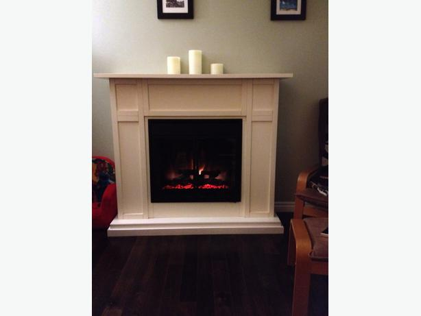 Electric Fireplace Merville Comox Valley