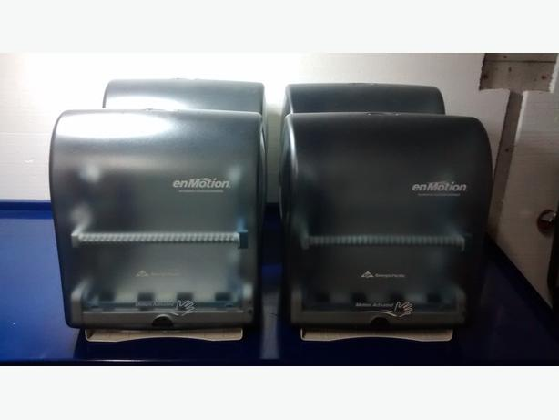 Commercial Touchless Paper Towel Dispenser ~ Paper towel dispensers of them commercial quality