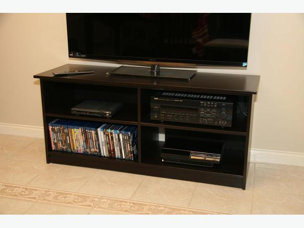 New Espresso Brown TV stand