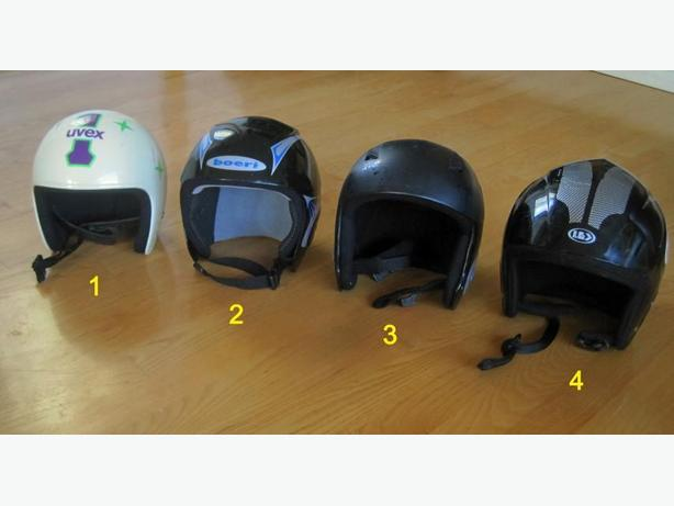 Ski Helmets ~ Full Shell Design ~ Youth
