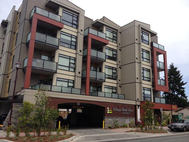 Two Bedroom Apartment Pet Friendly Heat Pump Air Conditioning West Shore Langford Colwood
