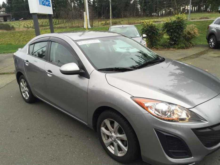 2011 mazda3 outside victoria victoria mobile. Black Bedroom Furniture Sets. Home Design Ideas