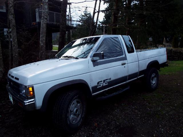 Campbell Nelson Nissan >> 1991 Nissan 4x4 (King Cab SE V6) Courtenay, Comox Valley