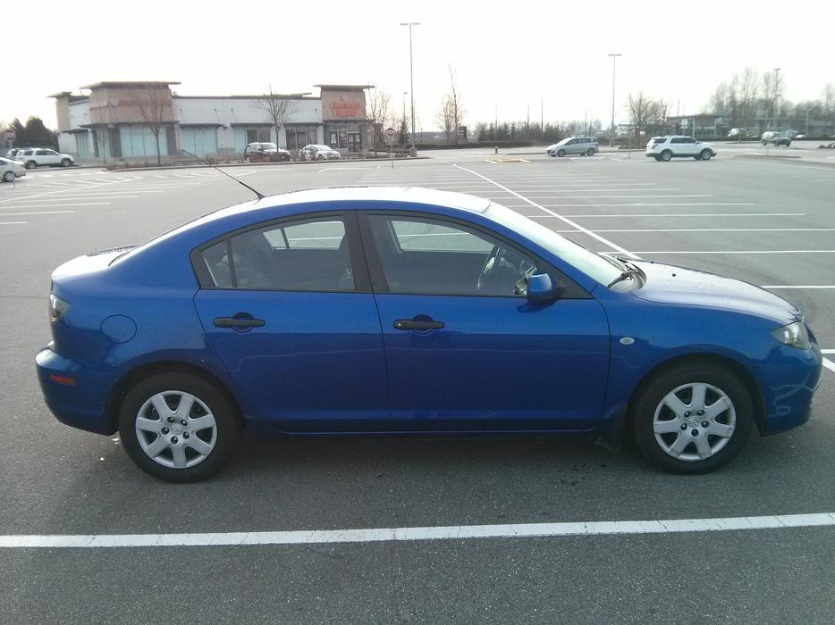 2007 Mazda Mazda3 No Accidents Lower Mainland Car